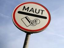 Maut, Pkw-Maut, Autobahn, Vignette