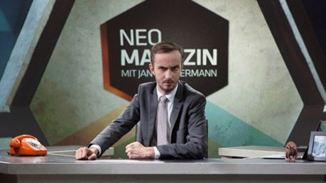 """Neo Magazin"" mit Jan Böhmermann"