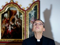 Vatican orders German bishop of bling to take sabbatical
