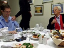 Ströbele trifft Snowden