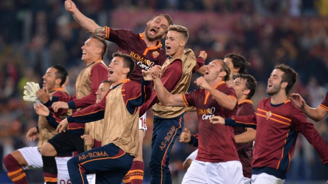 Roma vs Chievo Verona