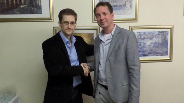 Edward Snowden Edward Snowden im Interview