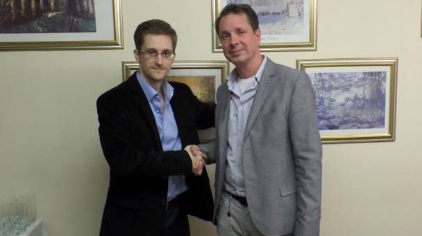 Edward Snowden Edward Snowden im Interview