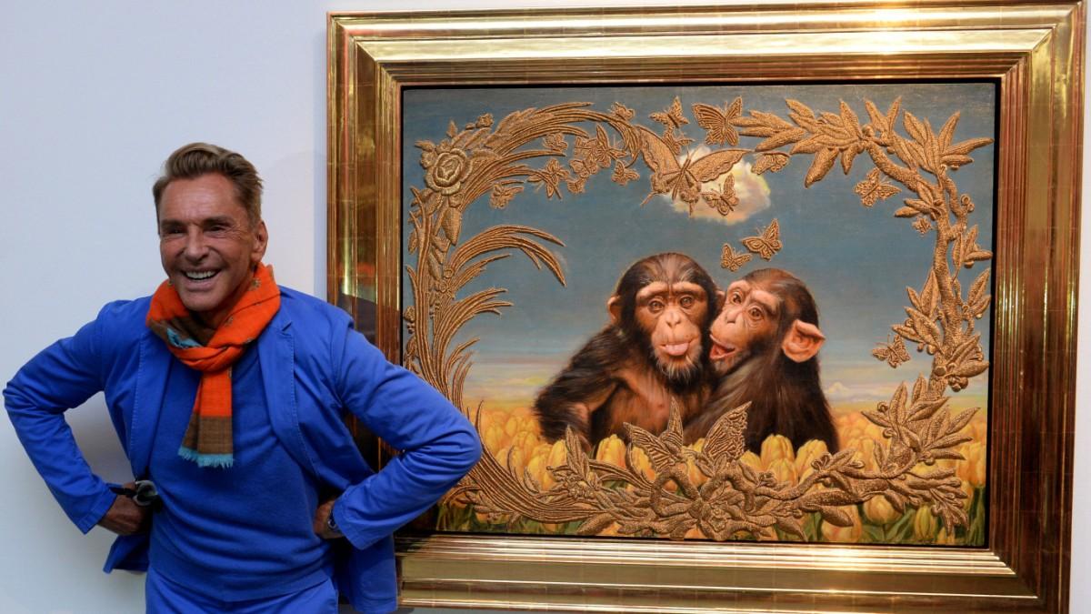 hot product vast selection best value Wolfgang Joop in der ARD: Kreative Pickel - Stil ...