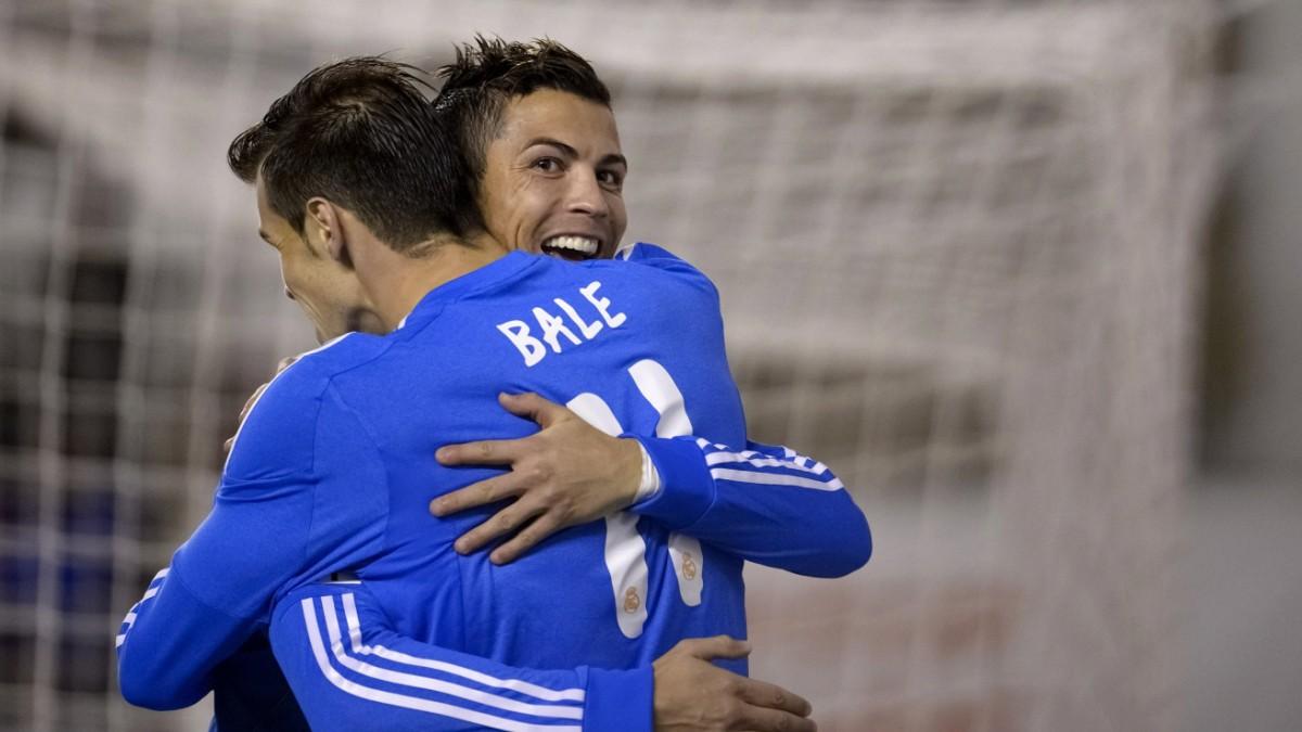 Ronaldo rettet Real vor dem nächsten Rückschlag