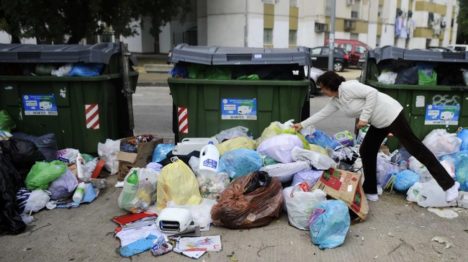 Plastiktüten Vorstoß der EU-Kommission