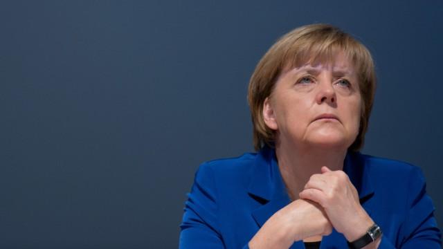 CDU Mecklenburg-Vorpommern - Merkel NSA Snowden