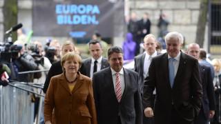 Große Koalition Verhandlungen zur großen Koalition