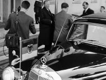 Adenauers Dienstwagen wird versteigert