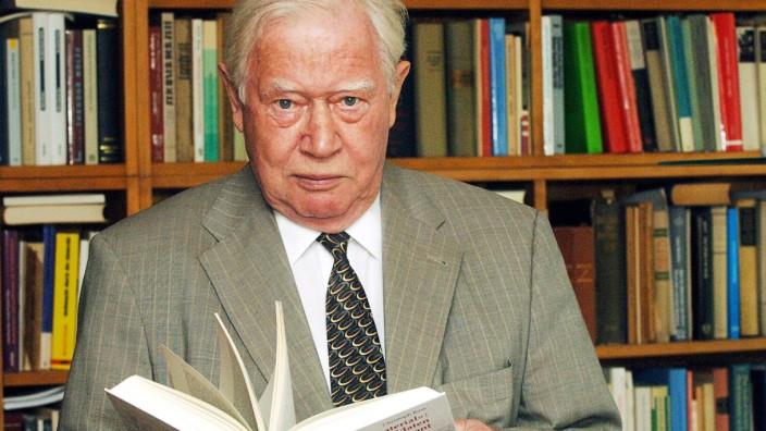 Hans Mommsen Historiker Professor Zeitgeschichte