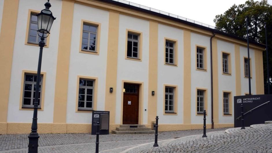 Prozess Amtsgericht Dachau