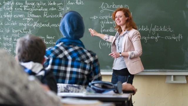 Angehende Lehrer, Referendariat