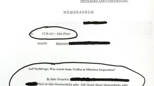 Hypo-Vereinsbank Dubiose Aktiendeals