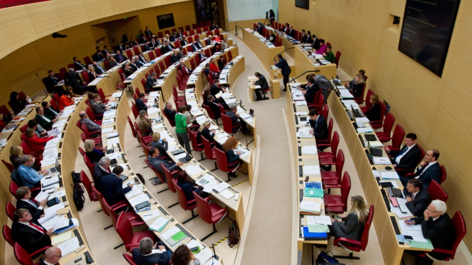 Plenarsitzung - Bayerischer Landtag