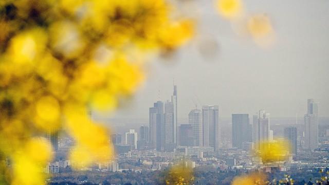 Herbstliche Skyline