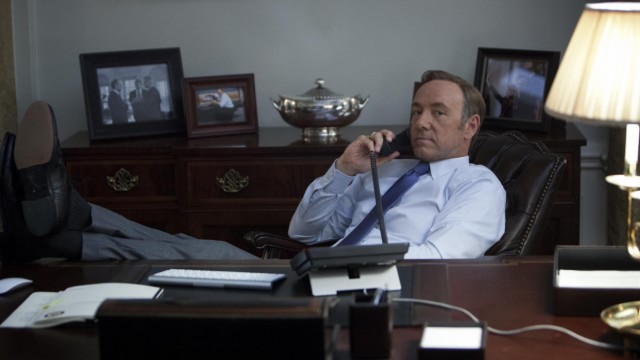 US-Serienhit 'House of Cards' in SAT.1