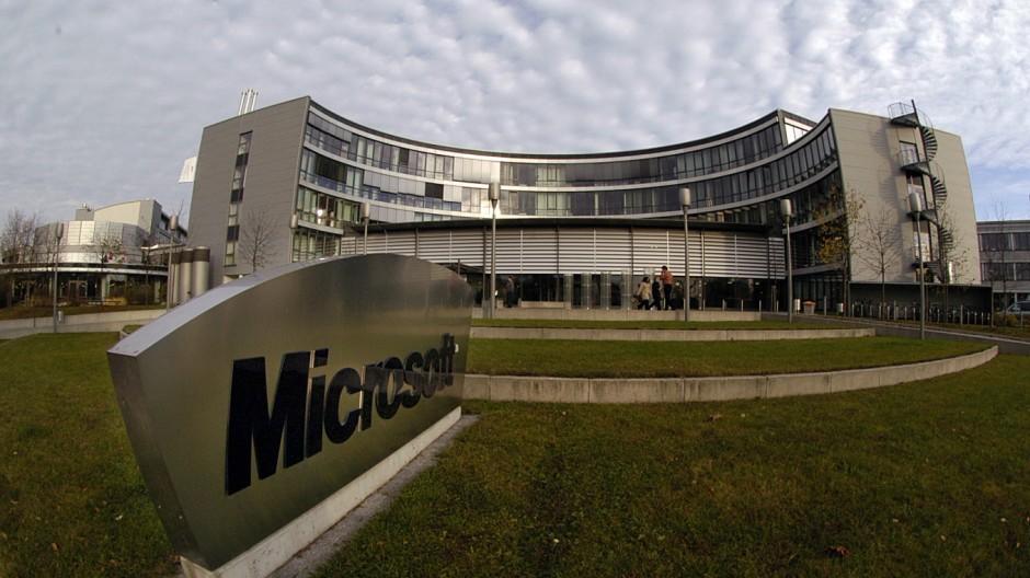 Microsoft Neue Deutschland-Zentrale