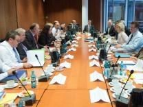 Koalitionsverhandlungen - Arbeit und Soziales