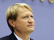 Ulrich Wilhelm, BR-Intendant, Regierungssprecher; ddp