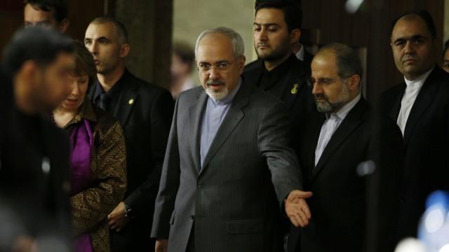 Atomstreit mit Iran Verhandlungen in Genf