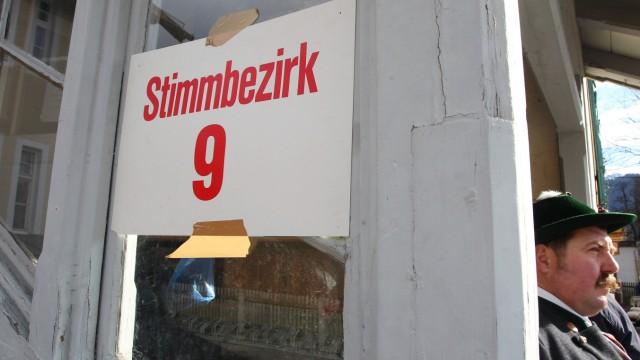 Bürgerentscheid Olympia 2022 - Garmisch-Partenkirchen