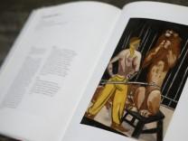 Max Beckmann Der Löwenbändiger Gemälde Gurlitt Nazi-Raubkunst