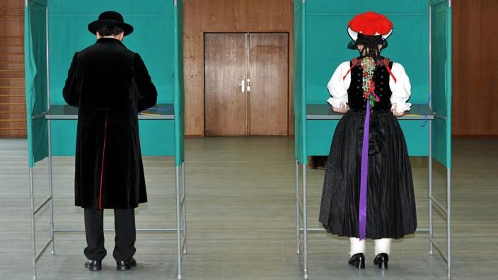 Volksentscheide Plebiszite Volksabstimmungen