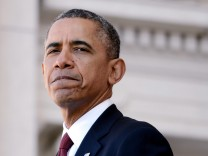 US Präsident Barack Obama Obamacare