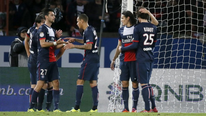 Paris Saint Germain vs OGC Nice