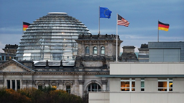 U.S. Embassy At Focus Of NSA Germany Spy Scandal