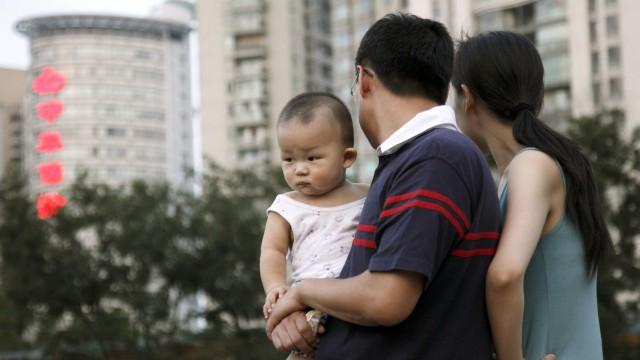 'Ein-Kind-Politik' in China