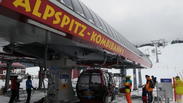 Ski Skifahren in Deutschland