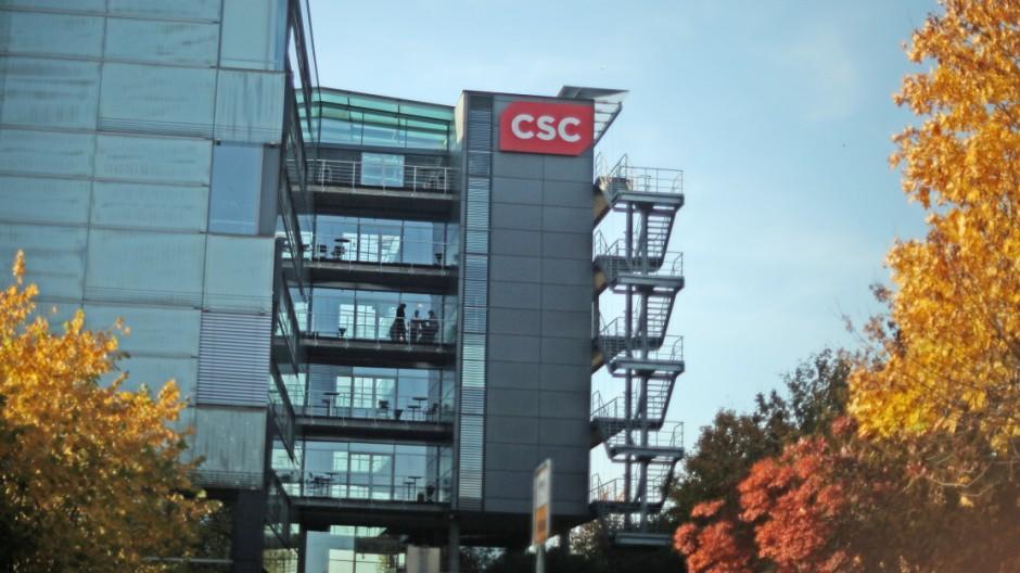 Geheimer Krieg CSC-Konzern