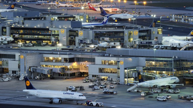 Flughafenbetreiber Fraport sieht schwaches Wachstum
