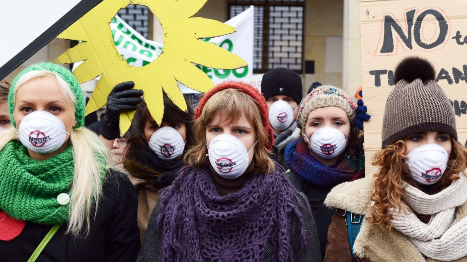 Klimawandel Klimagipfel in Warschau