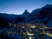 Und ewig grüßt das Matterhorn - Winterurlaub in Zermatt