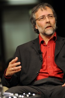 Christoph Bals beim Expertenforum Mittelstand von SZ und HVB in München, 2011