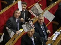 Ukraine Europäische Union Osteuropa-Politik Julia Timoschenko
