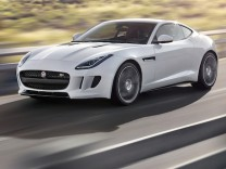 Das Jaguar F-Type R Coupé