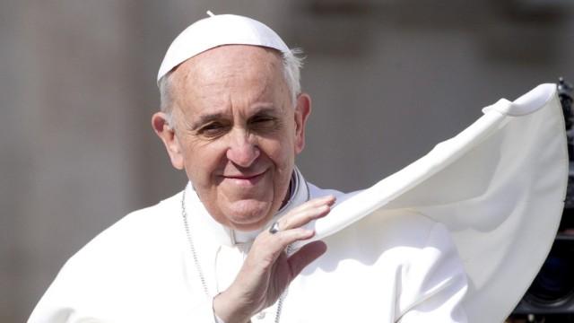 Bayerisch-Kurs für Papst Franziskus