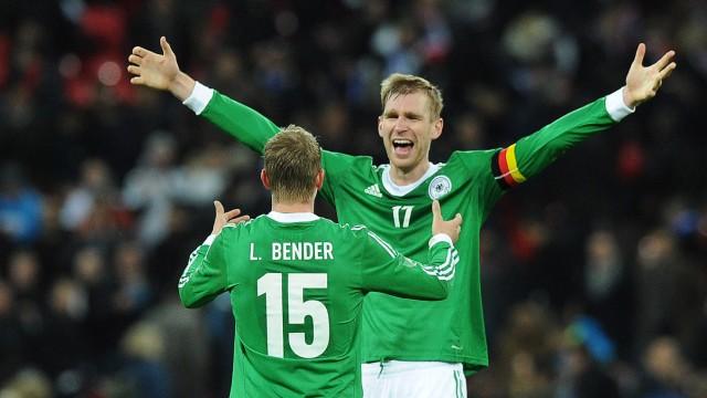 England - Deutschland