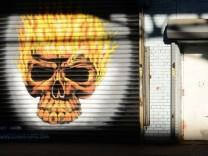 New York Graffiti Zentrum 5Pointz