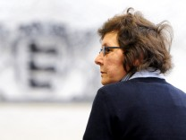 ehemalige RAF-Terroristin Verena Becker