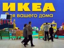 Ikea fühlt sich in Russland massiv betrogen