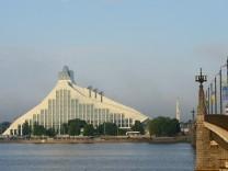 Kulturhauptstadt Riga Lettland Städtereise Europa