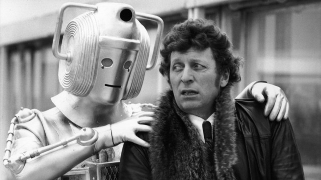 FILE: 50 Years Since The First Episode Of Dr Who Broadcast Dr Who