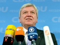 Hessen-CDU will Koalition mit den Grünen