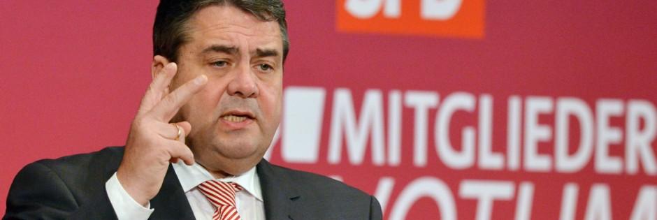 Regionalkonferenz der SPD zur Koalitionsverhandlung