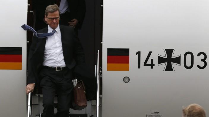 US Secretary of State Kerry arrives in Geneva