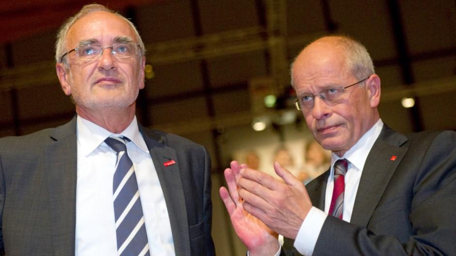 IG Metall - Wetzel und Huber